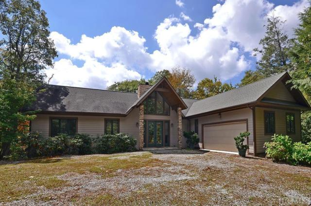 44 Tiercel Trail, Sapphire, NC 28774 (MLS #86967) :: Berkshire Hathaway HomeServices Meadows Mountain Realty