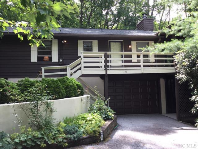 471 Satulah Ridge Road, Highlands, NC 28741 (MLS #87007) :: Berkshire Hathaway HomeServices Meadows Mountain Realty