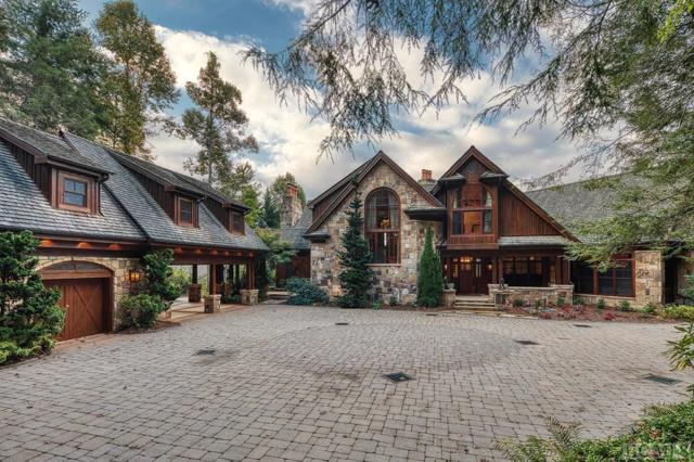 41 Chimney Point, Lake Toxaway, NC 28747 (MLS #87642) :: Lake Toxaway Realty Co