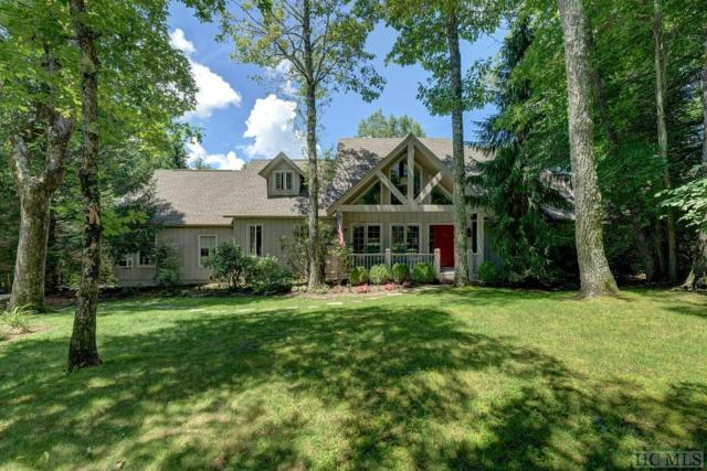 1761 Spring Forest Road, Sapphire, NC 28774 (MLS #87653) :: Lake Toxaway Realty Co