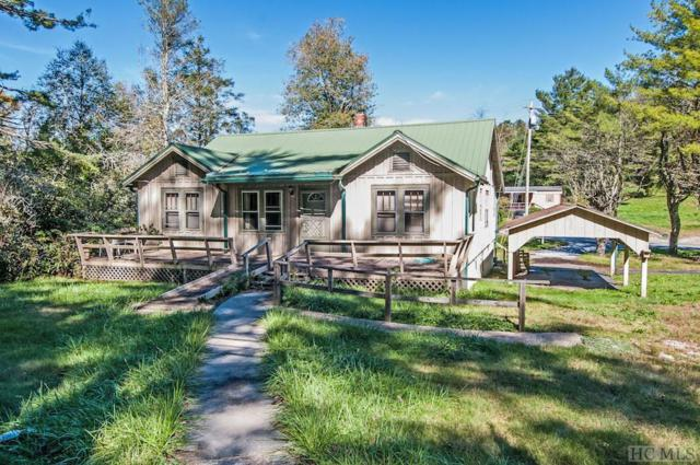 16 Oak Street, Highlands, NC 28741 (MLS #87663) :: Berkshire Hathaway HomeServices Meadows Mountain Realty