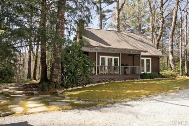 292 Woodland Hills Drive, Highlands, NC 28741 (MLS #87687) :: Berkshire Hathaway HomeServices Meadows Mountain Realty