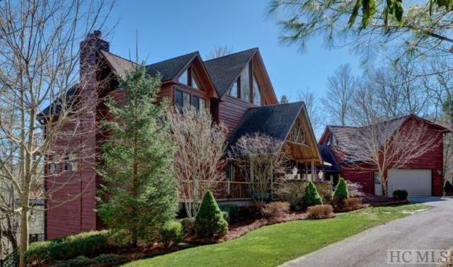 368 Laurel Branch, Highlands, NC 28741 (MLS #87688) :: Berkshire Hathaway HomeServices Meadows Mountain Realty