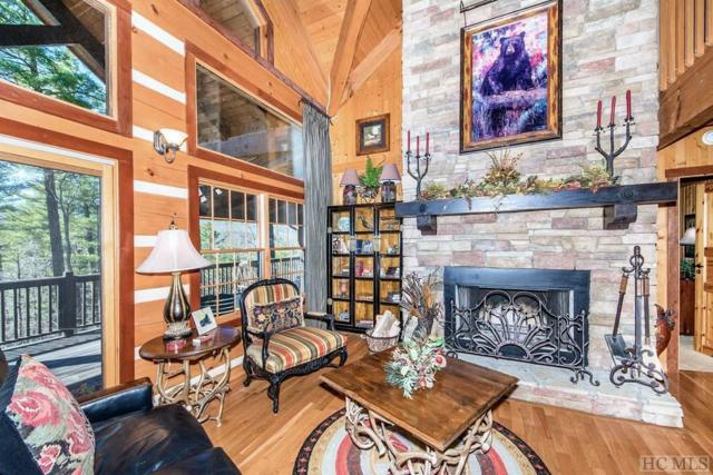 471 Pine Forest Road, Sapphire, NC 28774 (MLS #87727) :: Berkshire Hathaway HomeServices Meadows Mountain Realty