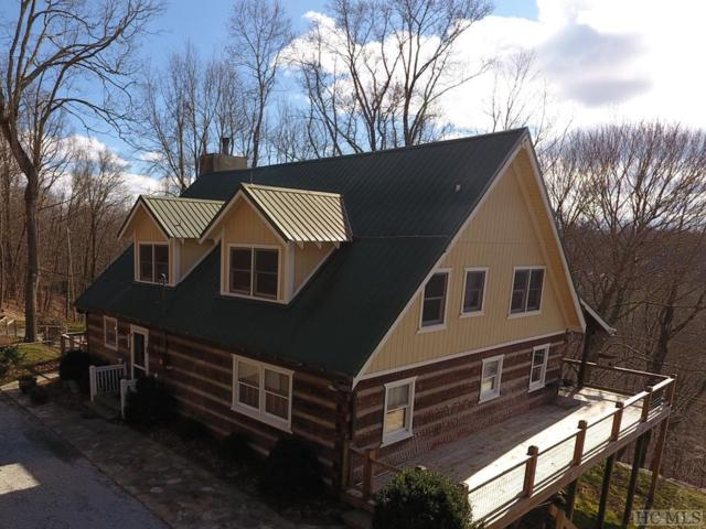 1536 Buck Knob Road, Scaly Mountain, NC 28775 (MLS #87736) :: Lake Toxaway Realty Co
