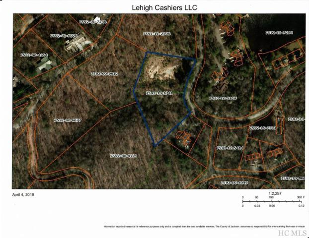 13 & 14 Wild Game Trail, Sapphire, NC 28774 (MLS #87769) :: Lake Toxaway Realty Co