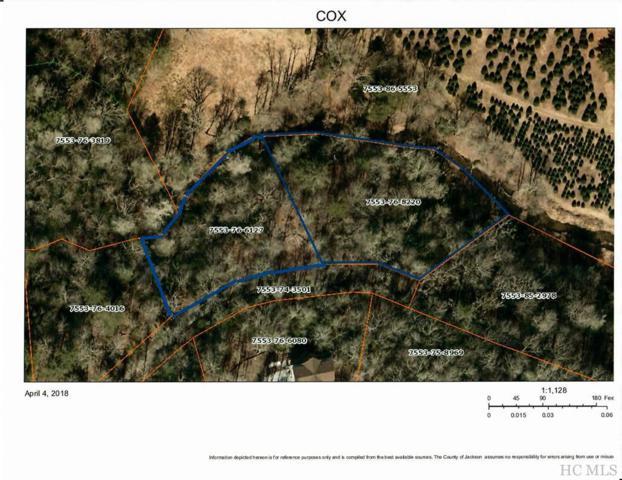 95 & 96 Bridge Creek, Cashiers, NC 28717 (MLS #87770) :: Lake Toxaway Realty Co