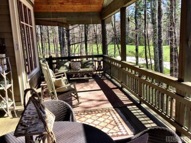 56-B First Tee Trail B, Cashiers, NC 28717 (MLS #87783) :: Lake Toxaway Realty Co