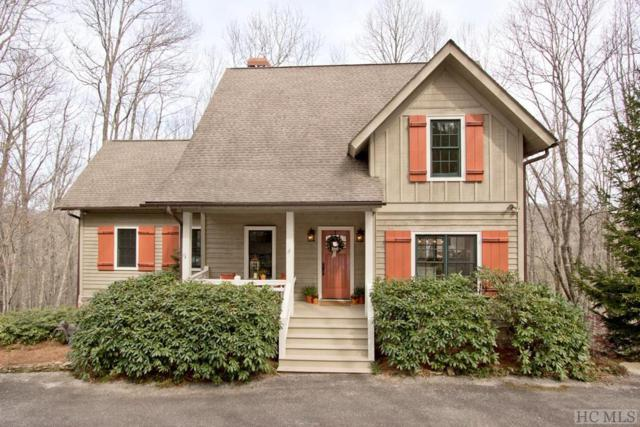 768 Squirrel Hunting Road, Cashiers, NC 28717 (MLS #87801) :: Berkshire Hathaway HomeServices Meadows Mountain Realty