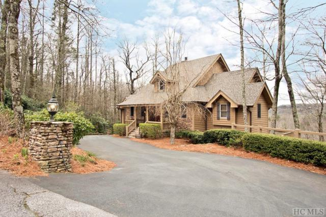 72 Oak Point, Highlands, NC 28741 (MLS #87820) :: Berkshire Hathaway HomeServices Meadows Mountain Realty