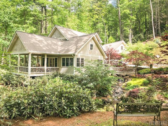 61 Meadow Crest Drive, Cashiers, NC 28717 (MLS #87845) :: Berkshire Hathaway HomeServices Meadows Mountain Realty