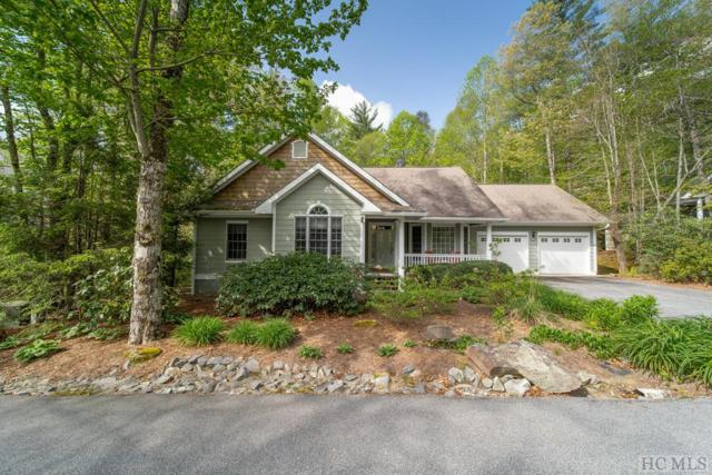 41 Stone Creek Crossing Drive, Sapphire, NC 28774 (MLS #87933) :: Berkshire Hathaway HomeServices Meadows Mountain Realty