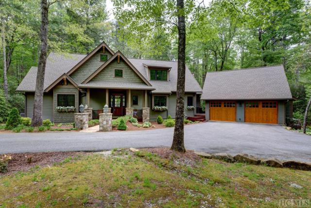 21 Blue Bonnet Way, Cashiers, NC 28717 (MLS #88039) :: Berkshire Hathaway HomeServices Meadows Mountain Realty
