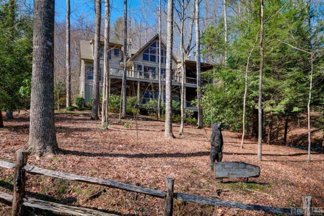 162 Elbow Creek, Cashiers, NC 28717 (MLS #88064) :: Berkshire Hathaway HomeServices Meadows Mountain Realty