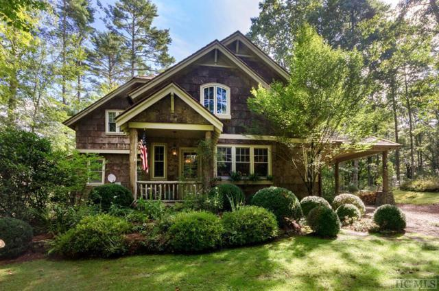 52 Gorge Trail Road, Cashiers, NC 28717 (MLS #88119) :: Berkshire Hathaway HomeServices Meadows Mountain Realty