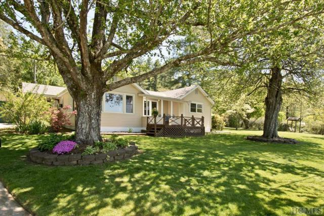 344 Talley Road, Brevard, NC 28712 (MLS #88130) :: Berkshire Hathaway HomeServices Meadows Mountain Realty