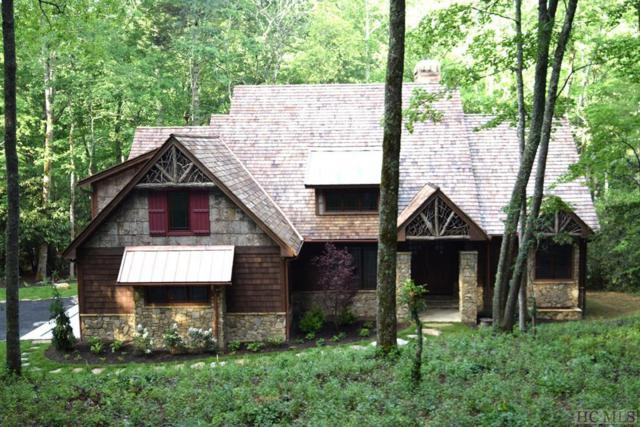 175 Fly Fishing Lane, Cashiers, NC 28717 (MLS #88161) :: Berkshire Hathaway HomeServices Meadows Mountain Realty