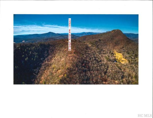 Lot 19 Nix Mountain Road, Sapphire, NC 28774 (MLS #88218) :: Berkshire Hathaway HomeServices Meadows Mountain Realty