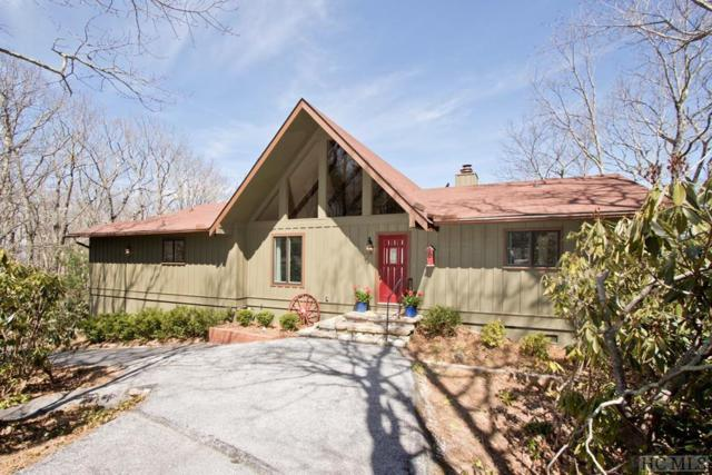 1539 Whiteside Mountain Road, Highlands, NC 28741 (MLS #88254) :: Berkshire Hathaway HomeServices Meadows Mountain Realty