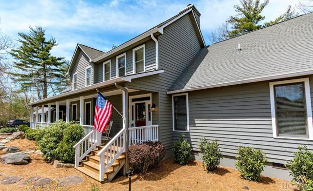 185 Woods Summit Lane, Cashiers, NC 28717 (MLS #88277) :: Berkshire Hathaway HomeServices Meadows Mountain Realty