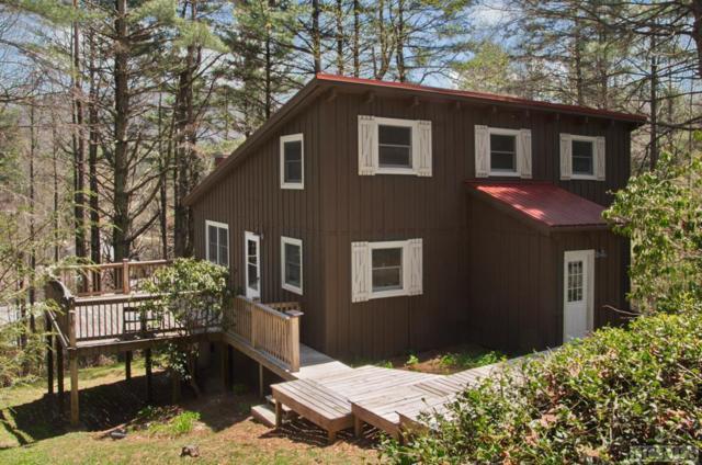 75 Hobnob Lane, Glenville, NC 28736 (MLS #88305) :: Berkshire Hathaway HomeServices Meadows Mountain Realty