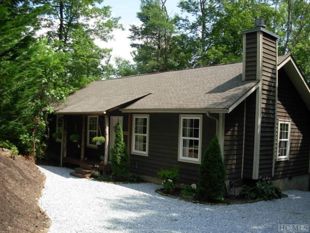 100 Squirrel Lane, Sapphire, NC 28774 (MLS #88380) :: Berkshire Hathaway HomeServices Meadows Mountain Realty