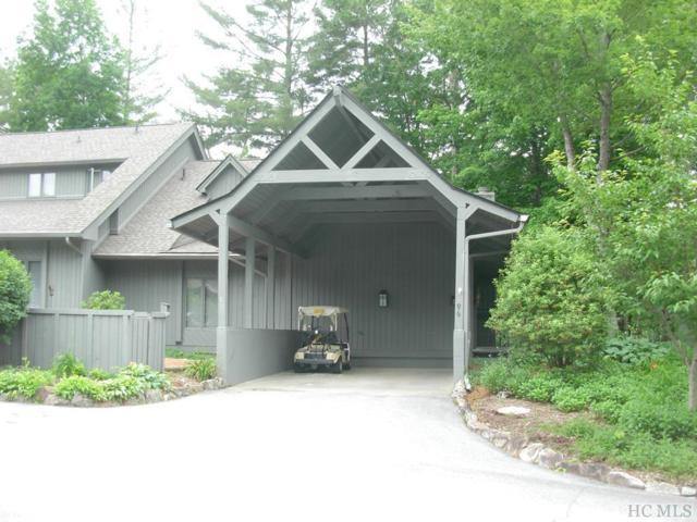 96 Fairway Villas Drive A, Sapphire, NC 28774 (MLS #88523) :: Berkshire Hathaway HomeServices Meadows Mountain Realty