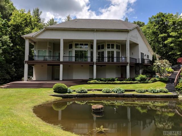 885 Skylake Drive, Highlands, NC 28741 (MLS #88585) :: Berkshire Hathaway HomeServices Meadows Mountain Realty