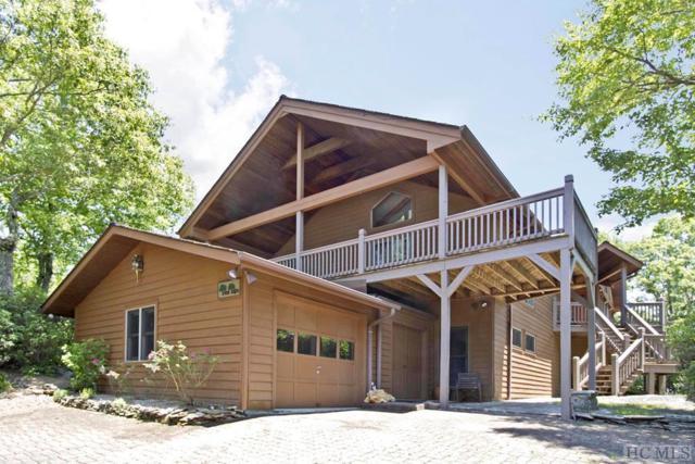 196 Scenic Drive, Dillard, GA 30537 (MLS #88615) :: Lake Toxaway Realty Co