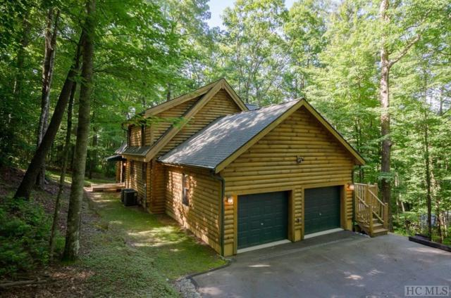 128 Phlox Court, Sapphire, NC 28774 (MLS #88637) :: Berkshire Hathaway HomeServices Meadows Mountain Realty