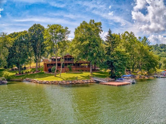 191 Caribou Mountain Road, Cullowhee, NC 28723 (MLS #88697) :: Berkshire Hathaway HomeServices Meadows Mountain Realty