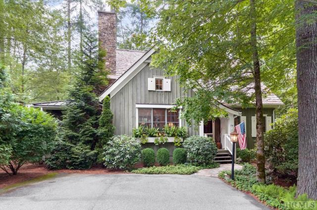 136 Arrowhead Cottage Road, Cashiers, NC 28717 (MLS #88754) :: Berkshire Hathaway HomeServices Meadows Mountain Realty
