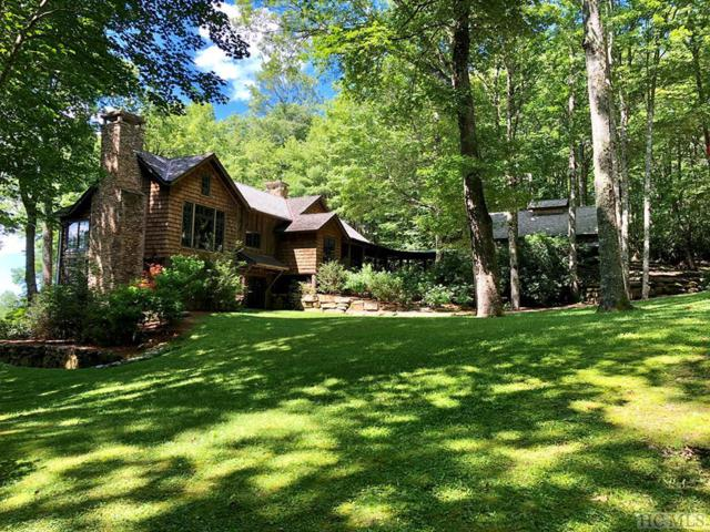 160 Double Knob Trail, Glenville, NC 28736 (MLS #88901) :: Pat Allen Realty Group