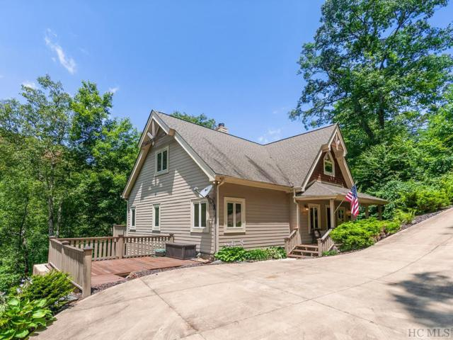 562 Sparkling Waters Drive, Glenville, NC 28736 (MLS #88915) :: Berkshire Hathaway HomeServices Meadows Mountain Realty