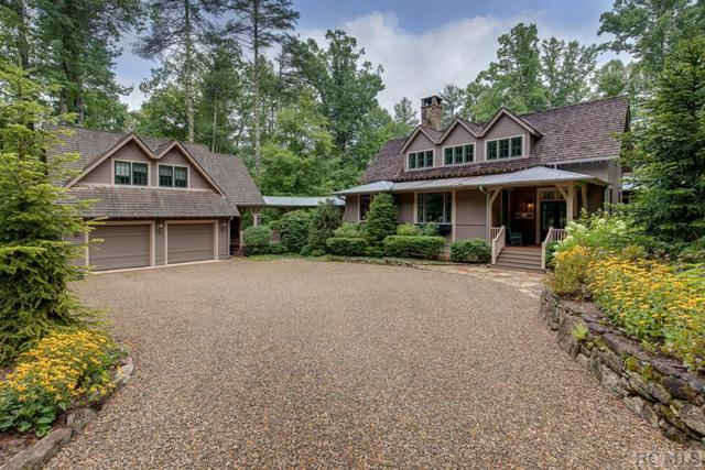 691 East Valley Drive, Sapphire, NC 28774 (MLS #88949) :: Lake Toxaway Realty Co