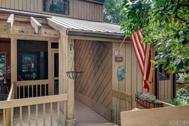 395 Meadow Way #1735, Sapphire, NC 28774 (MLS #88973) :: Landmark Realty Group