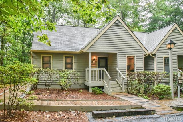 14 Kiwi Lane #19, Sapphire, NC 28774 (MLS #89026) :: Berkshire Hathaway HomeServices Meadows Mountain Realty
