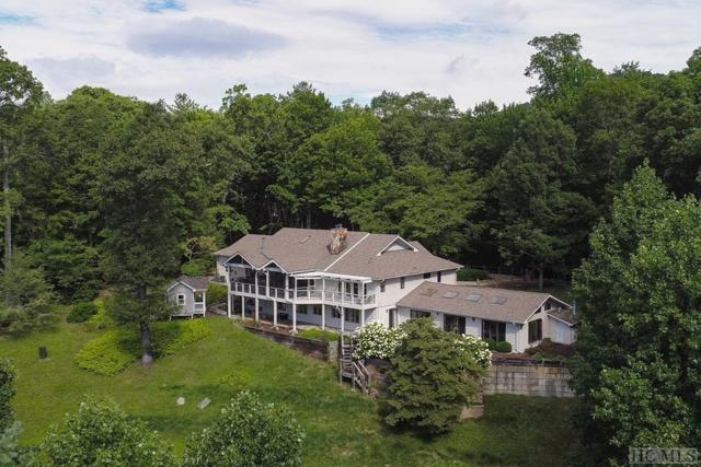 207 Tall Hickory Ridge Drive, Cashiers, NC 28717 (MLS #89127) :: Berkshire Hathaway HomeServices Meadows Mountain Realty