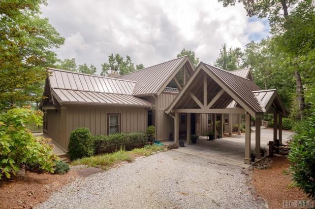 120 Wildberry Lane, Cullowhee, NC 28723 (MLS #89267) :: Pat Allen Realty Group