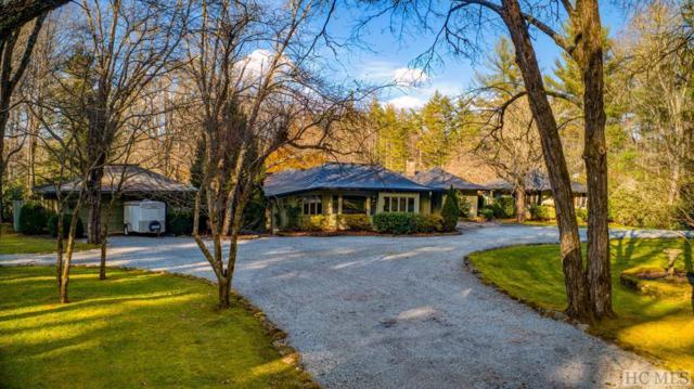 89 Carefree Circle, Sapphire, NC 28774 (MLS #89299) :: Berkshire Hathaway HomeServices Meadows Mountain Realty