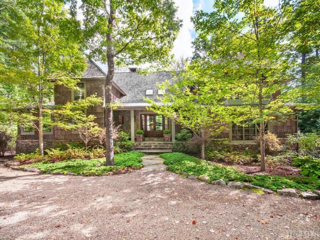 400 Chimney Top Tr., Cashiers, NC 28717 (MLS #89318) :: Landmark Realty Group