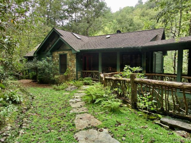 145 River Overlook Road, Sapphire, NC 28774 (MLS #89427) :: Berkshire Hathaway HomeServices Meadows Mountain Realty