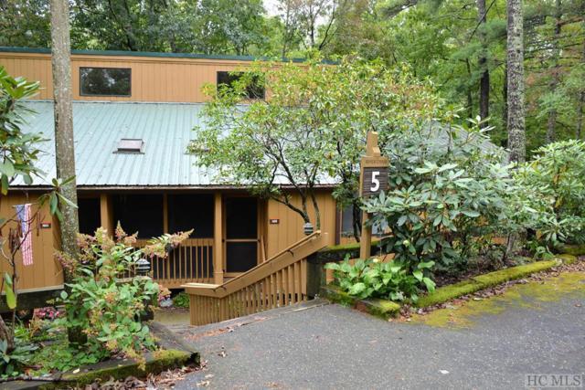 356 Meadow Way #1655, Sapphire, NC 28774 (MLS #89490) :: Landmark Realty Group