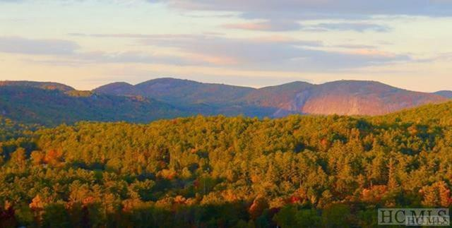 156 Devils Courthouse View, Cashiers, NC 28717 (MLS #89553) :: Berkshire Hathaway HomeServices Meadows Mountain Realty