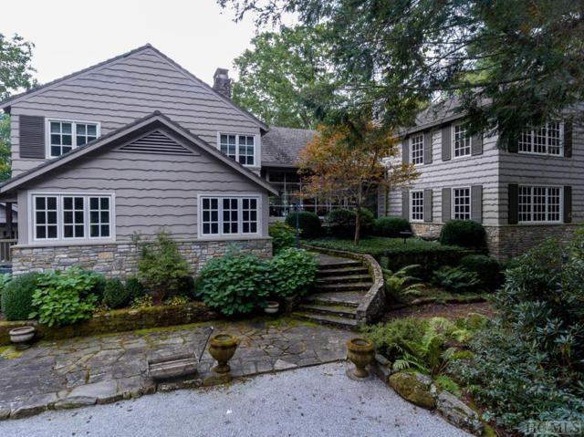 81 South Old Wahalla Road, Highlands, NC 28741 (MLS #89607) :: Berkshire Hathaway HomeServices Meadows Mountain Realty