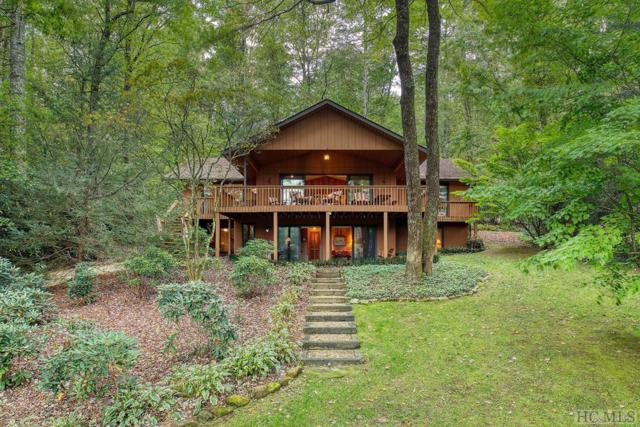 324 West Club Blvd, Lake Toxaway, NC 28747 (MLS #89613) :: Berkshire Hathaway HomeServices Meadows Mountain Realty