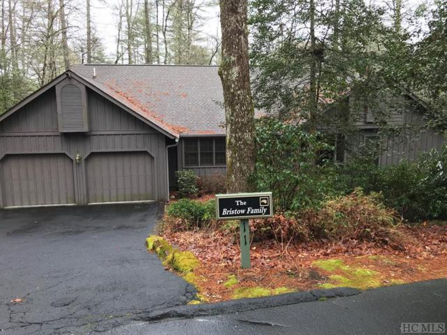11 S Horseshoe Drive, Sapphire, NC 28774 (MLS #89722) :: Lake Toxaway Realty Co