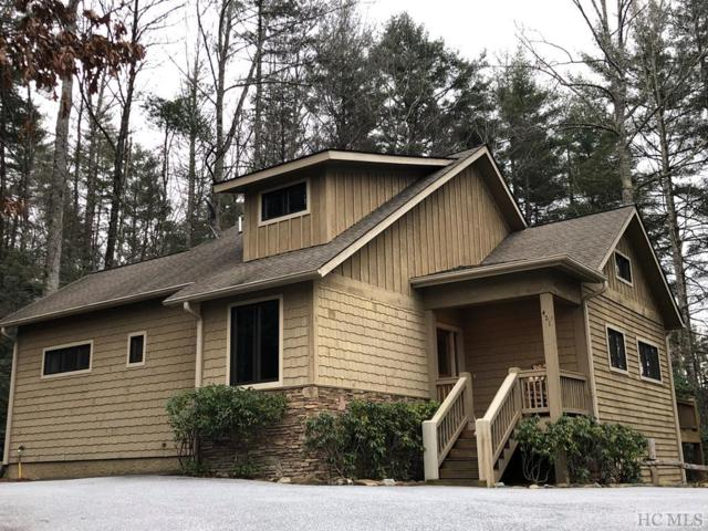 421 Scotch Highlands Loop, Sapphire, NC 28774 (MLS #89783) :: Berkshire Hathaway HomeServices Meadows Mountain Realty