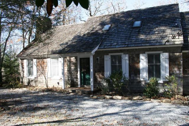 223 Cherokee Trace, Cashiers, NC 28717 (MLS #89838) :: Landmark Realty Group