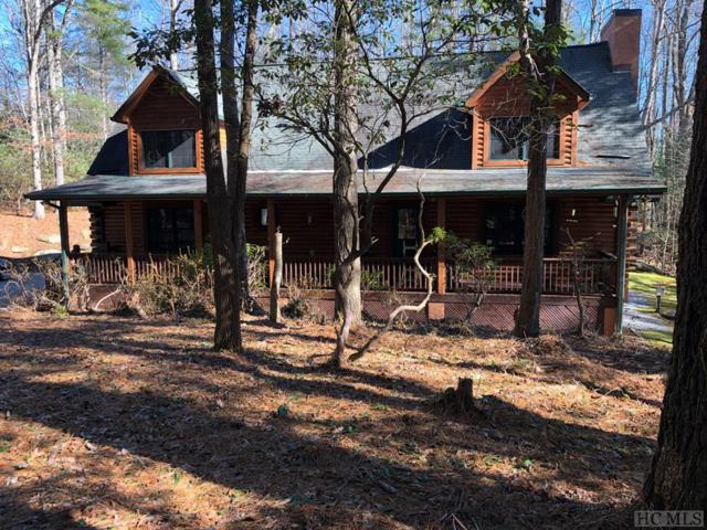 34 Lupton Road, Sapphire, NC 28774 (MLS #89887) :: Lake Toxaway Realty Co